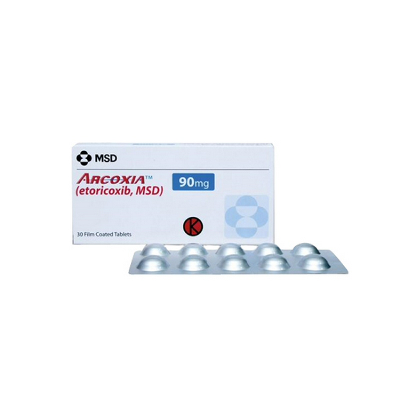 Arcoxia 90 mg Tab
