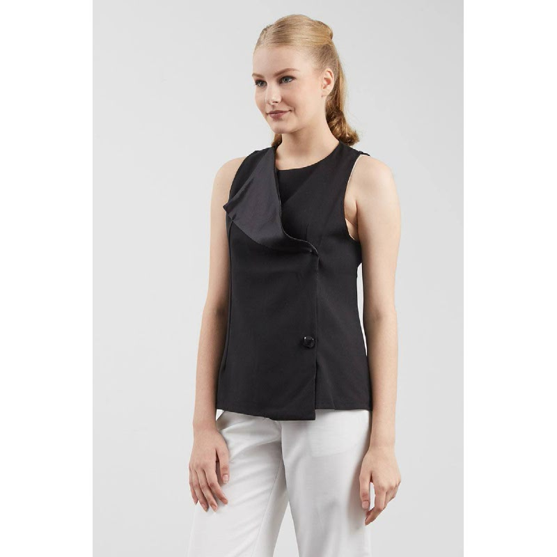 Gwen Elbin Top in Black