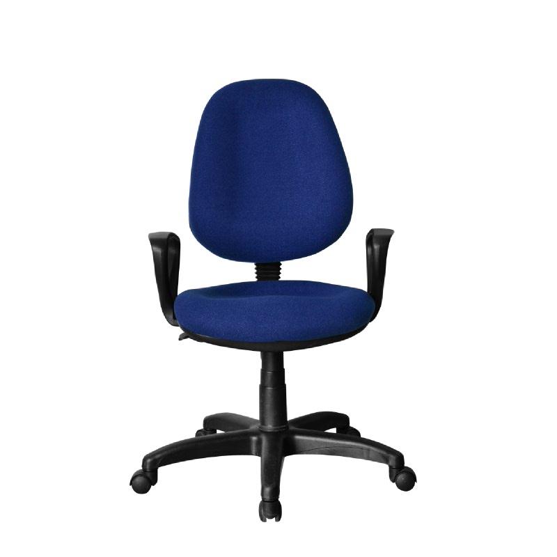 HighPoint Kursi kerja kursi kantor BK Series - BK26 Picador Blue