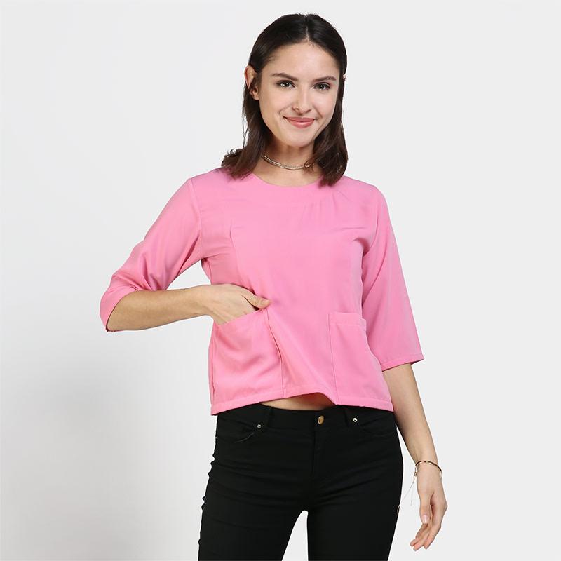 Nefertiti Olla Top Pink