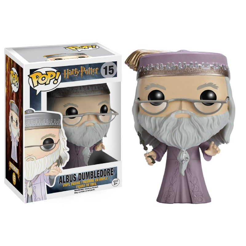 Movies Harry Potter - Dumbledore (Wand )
