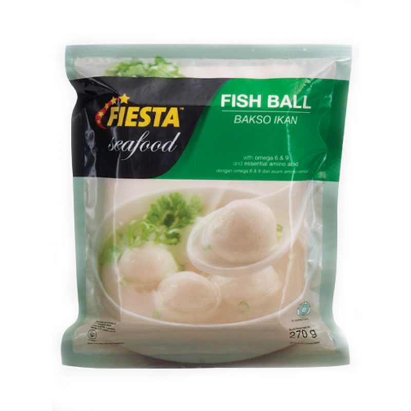 Fiesta Seafood Fish Ball 270G