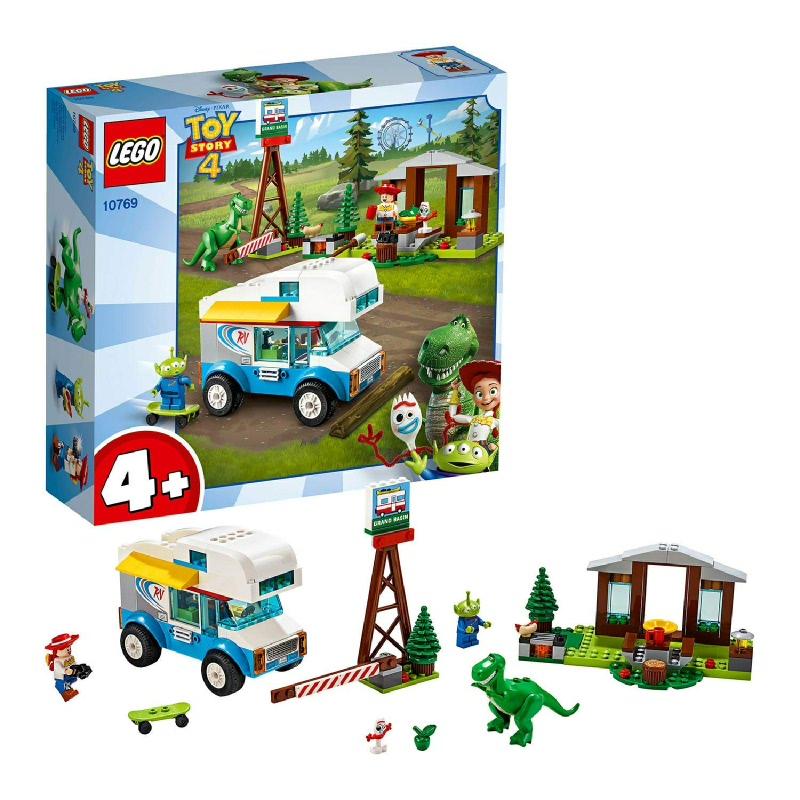 LEGO®Toy Story 4 10769 Toy Story 4 RV Vacation