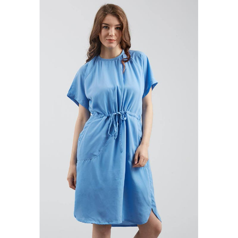 Casuka Dress Blue