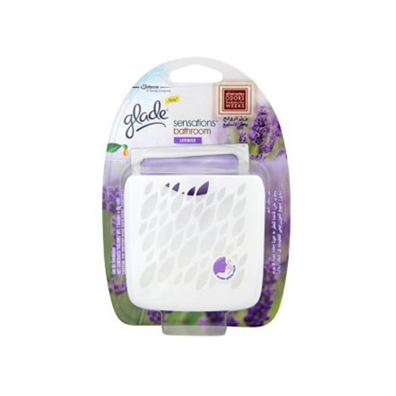Glade Sensations Bathroom Reg Lavender