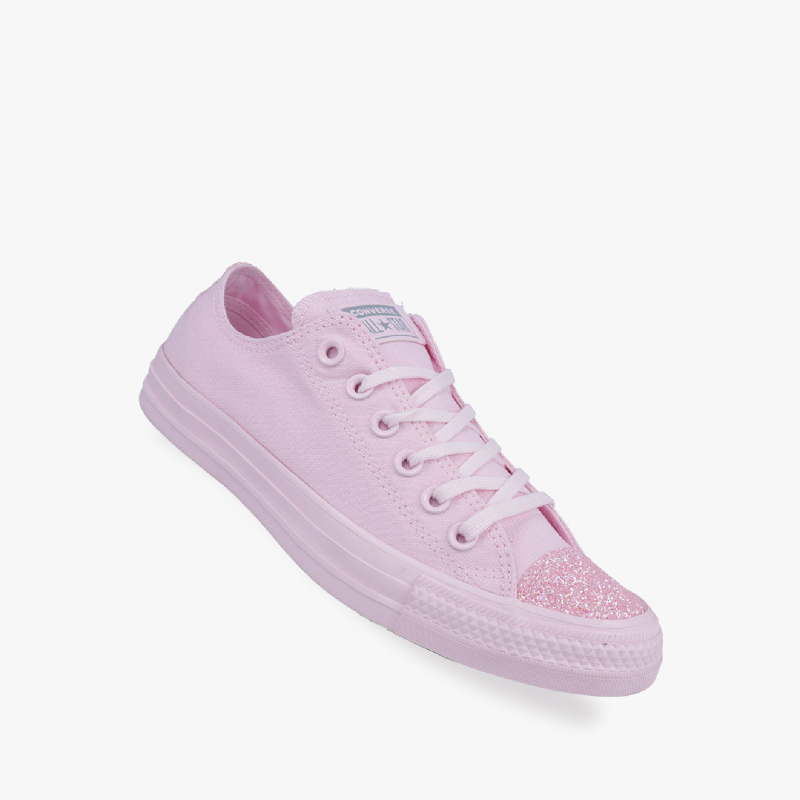 Converse Chuck Taylor All Star Sugar Charms Low Top Women Sneakers Shoes Pink