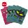 Paul Frank Mask Sheet Charcoal Detoxifying Serum 23ml (3pcs) + Grape Wine Antioxidants & Wrinkle Serum 23ml (2pcs)
