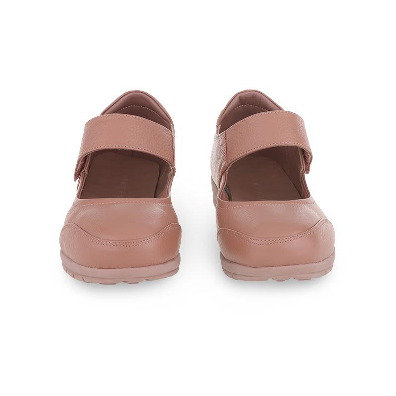 Andrew Sepatu Flat Ylenna Pink