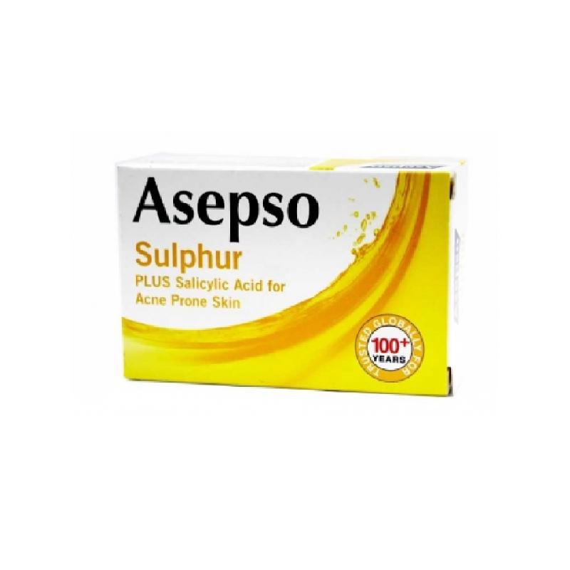 Asepso Sulphur 80 Gr