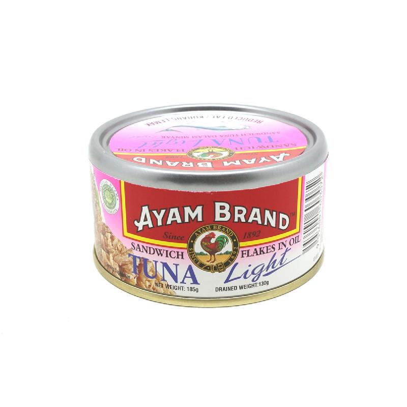 Ayam Brand Tuna Swich F Inoilligh 185 Gram