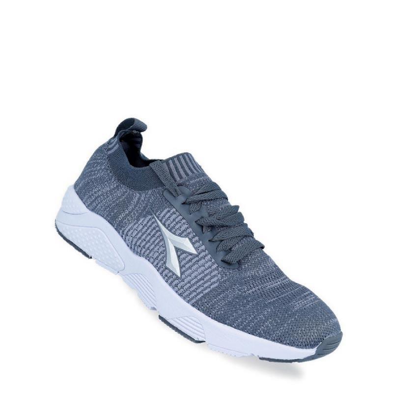 Diadora Savino Men Running Shoes Grey