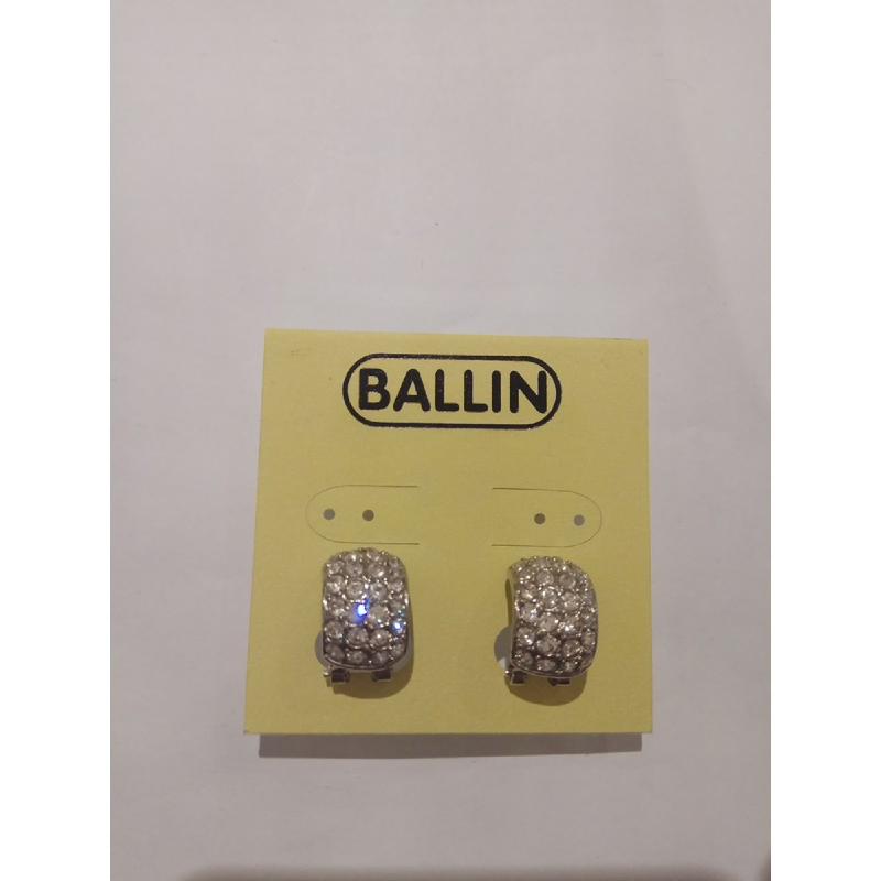 Ballin Women Earing GD-E22530S Silver