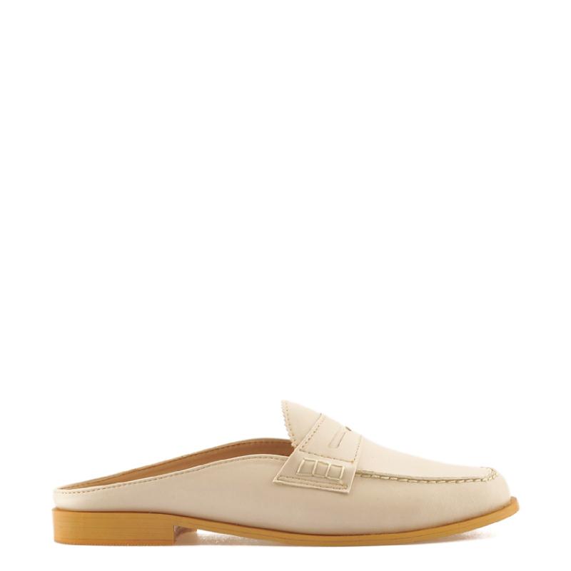 Amante Flat Shoes Maggie J18 Beige
