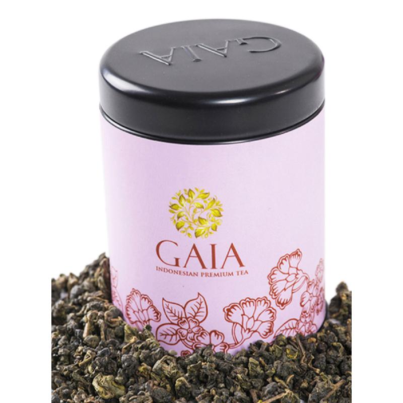 Gaia Tea - Oolong Kaleng Kecil