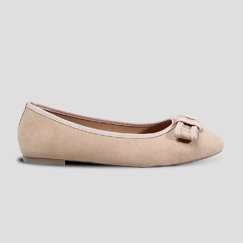 The Little Things She Needs Flat Shoes Audrey Beige