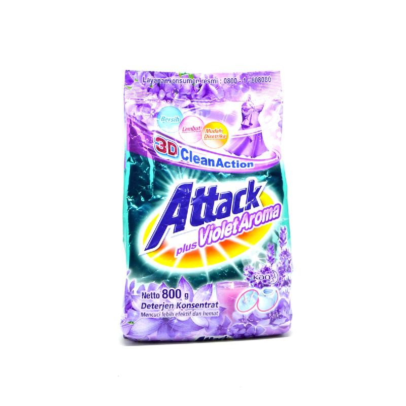 Attack Detergent Violet 800gr