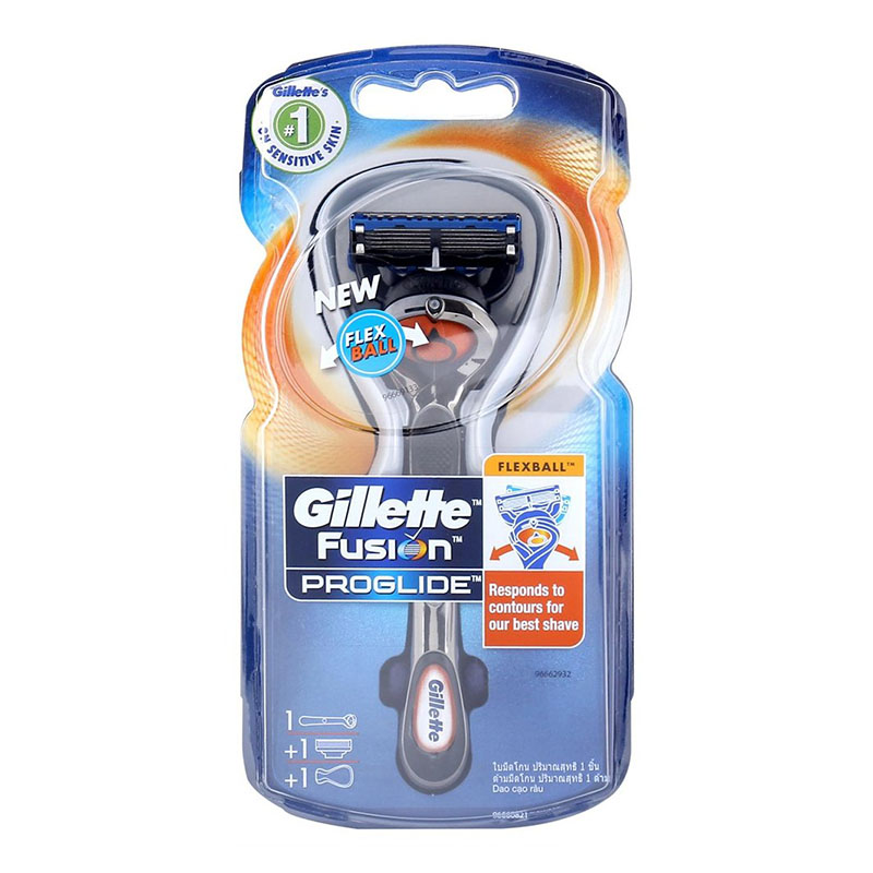 Gillette Fusion Proglide Base Razor Flexball 1S