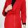 Elle Coat Red