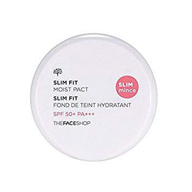 The Face Shop Slim Fit Moist Pact SPF50+ PA+++ No. 203