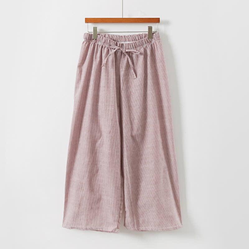 Comfy Cotton Pants RED