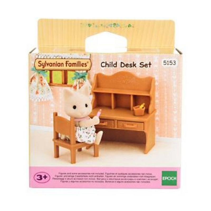 Sylvanian Families Child Desk Set ESFU51530