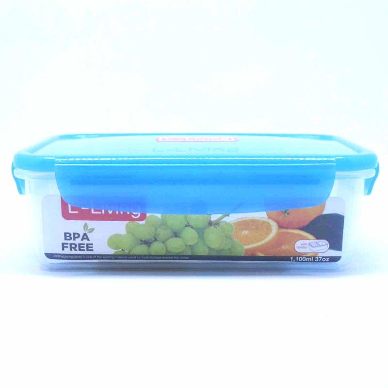 L-LIVING FOOD STORAGE RECT1100ML,W 3 DIV