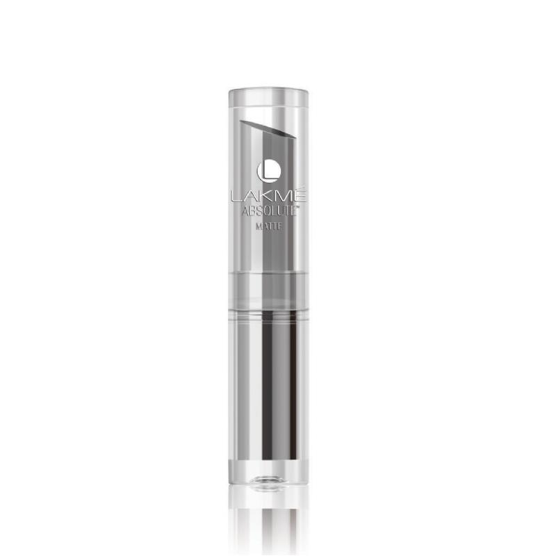 Lakme Absolute Reinvent Sculpt New Hi-Definition Matte Lipstick Cinnamon Charm