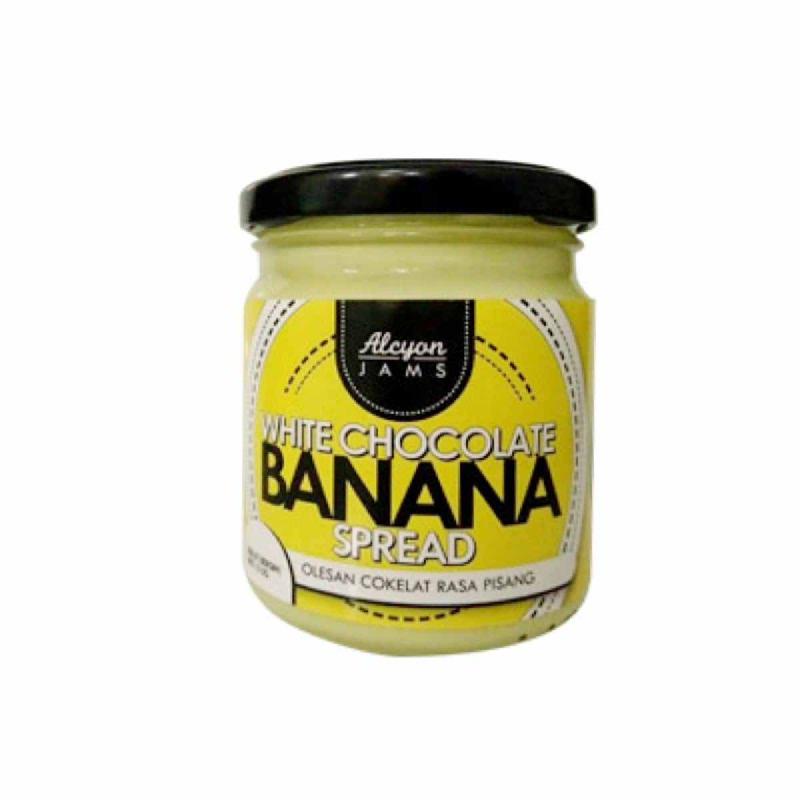Alcyon Chocolate Banana Spead 215G