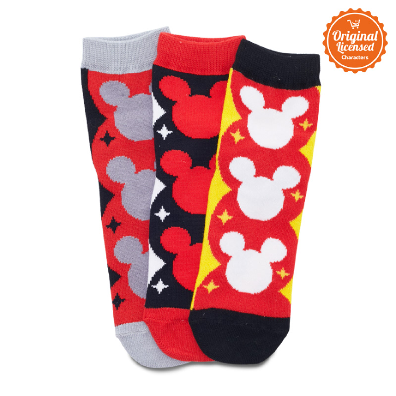Mickey and Friends Sock Kids 5-8 Tahun NM6GA011