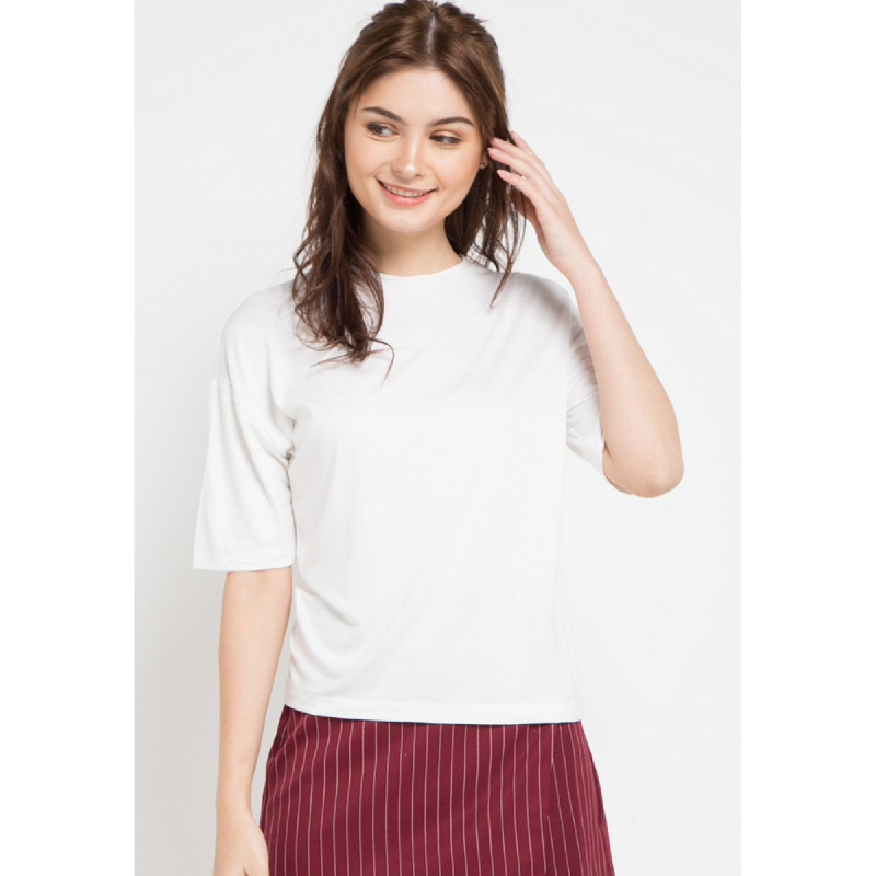 Llaces Clothing Pucci T-Shirt White