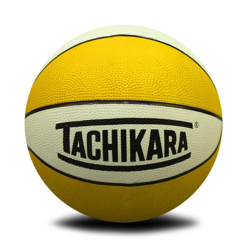 TACHIKARA Bola Basket Rubber YELLOW