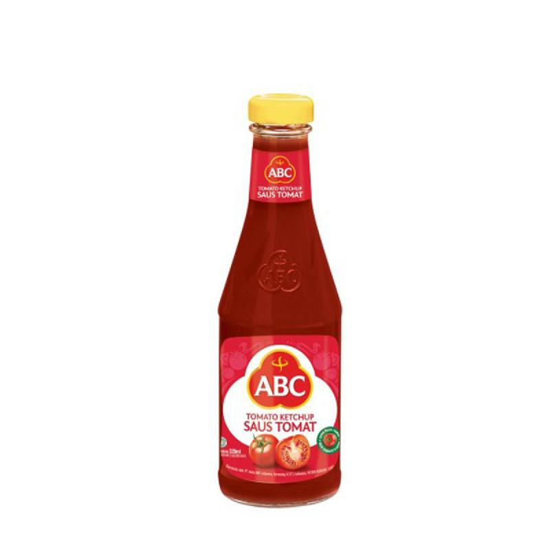 Abc Tomato Botol 330 Ml