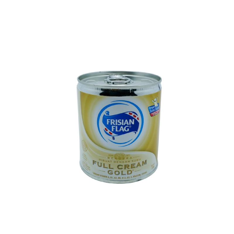 Frisian Flag Sweetened Condensed Milk Gold 370G