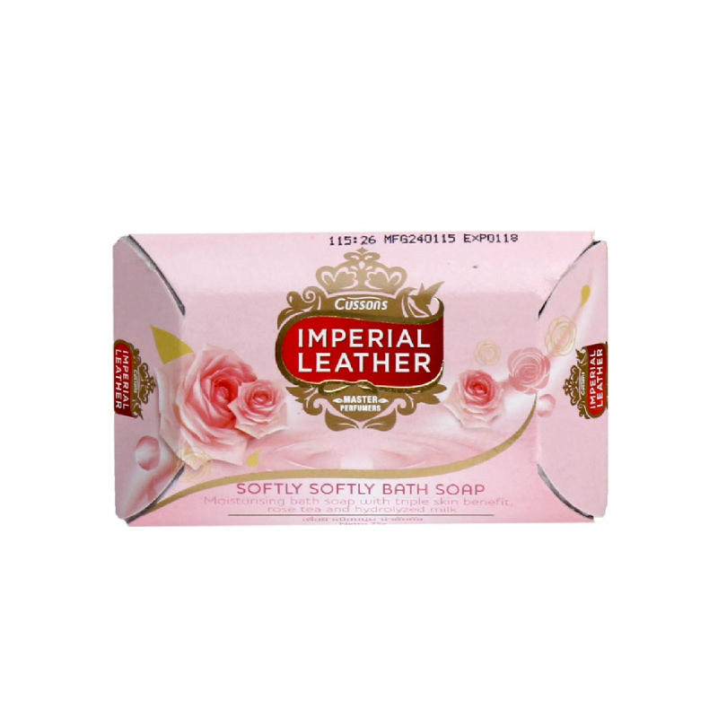 Imperial Leather Barsoap Softly Softly 75G