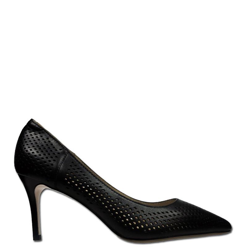Andrew Ladies Jade Heels Black