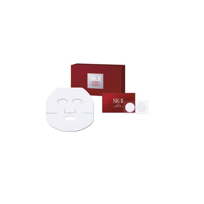 SK-II Face Mask 10Pcs Brightening Source Derm Revival Program