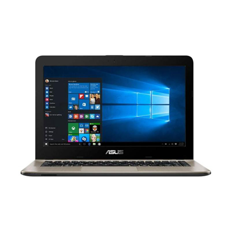 Asus VivoBook Max X441NA-BX001T Dual-Core Celeron N3350,RAM 2GB,500GB,Win10,Hitam
