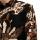 Batik Semar Full Fr Atbm Tl Brn Exclusive Shirt Black