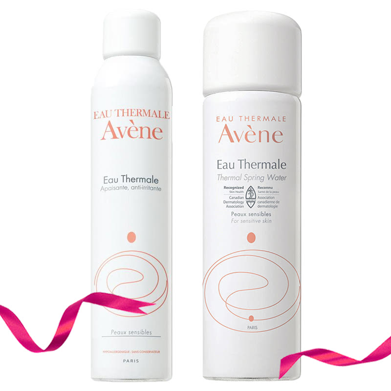 Avene Thermal Spring Water Spray 300 ml + Avene Thermal Spring Water Spray 50 ml
