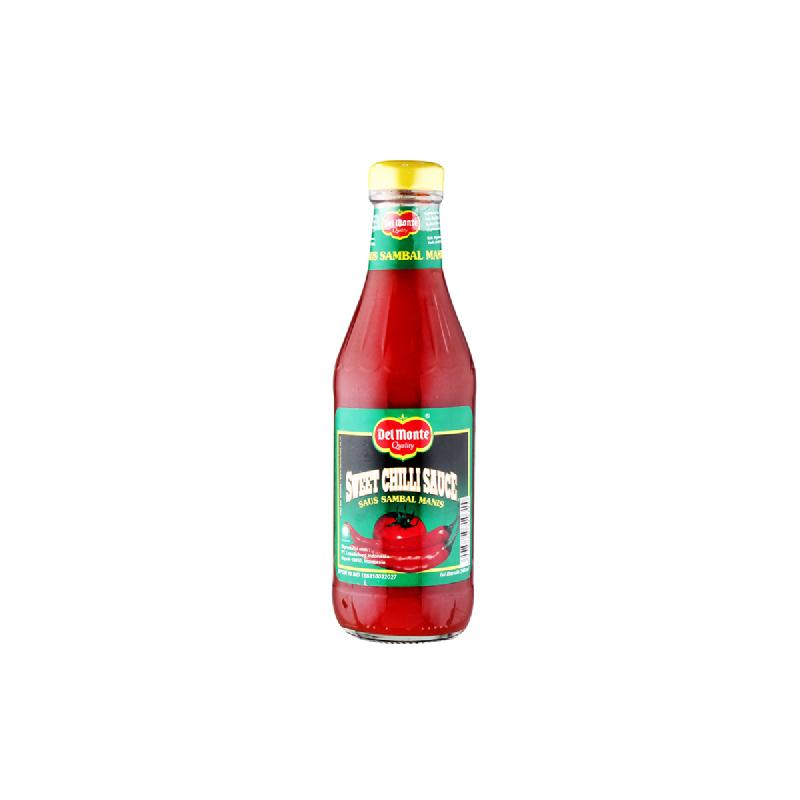 Del Monte  Sweet Chilli Sauce  340 Ml
