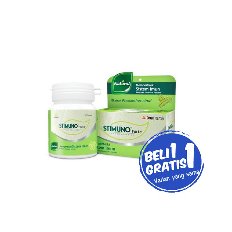 Stimuno Forte Caps 30S (Buy 1 Get1 )