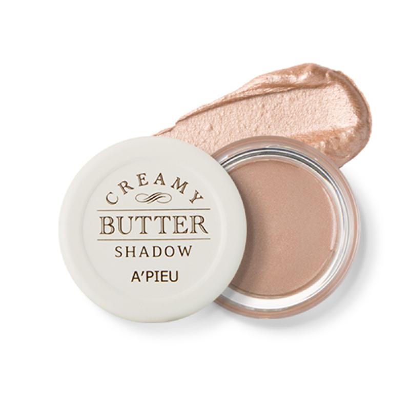 Apieu Creamy Butter Shadow - No.1 Maple Beige
