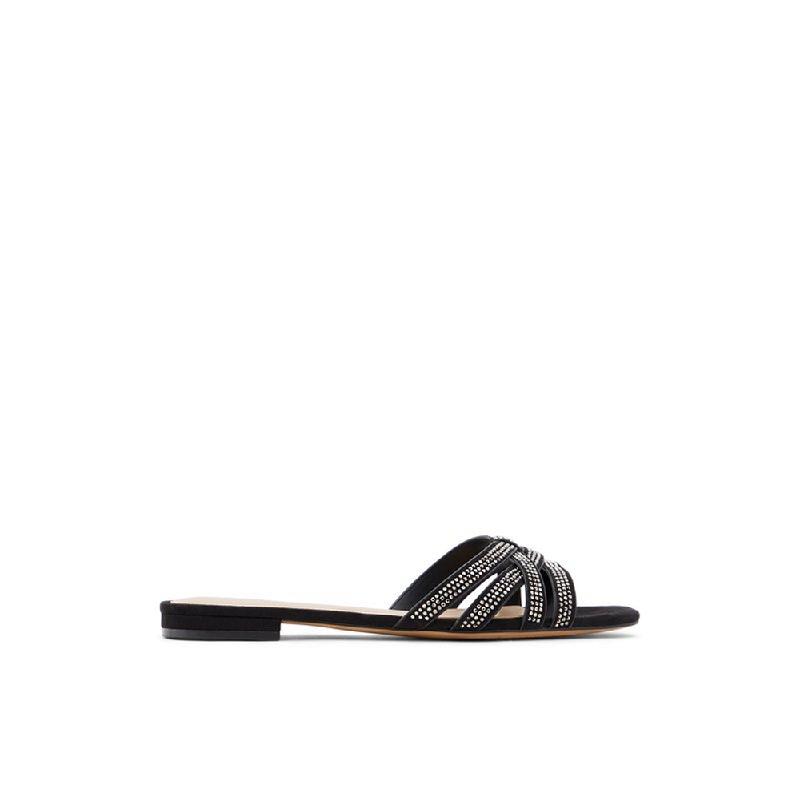 Aldo Ladies Footwear Sandals Astirinna-001-Black