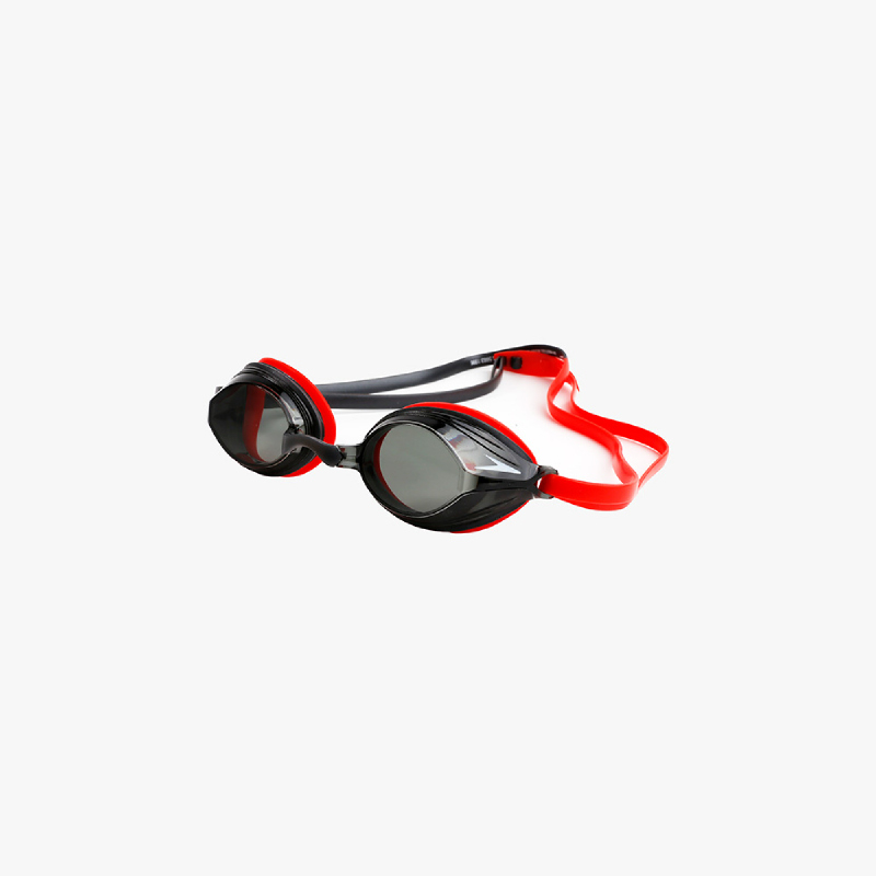 Speedo Vengeance Adult Swimming Goggles Red