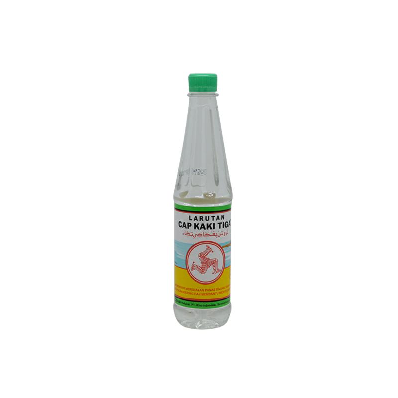 Larutan Penyegar Cap Kaki Tiga Botol 500 Ml
