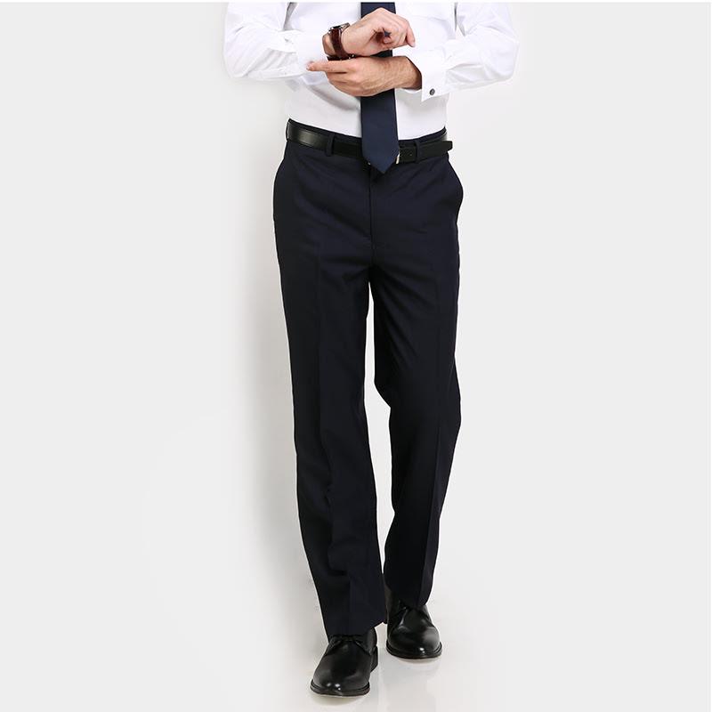Navy Formal Slim Pant PA160572SL57402