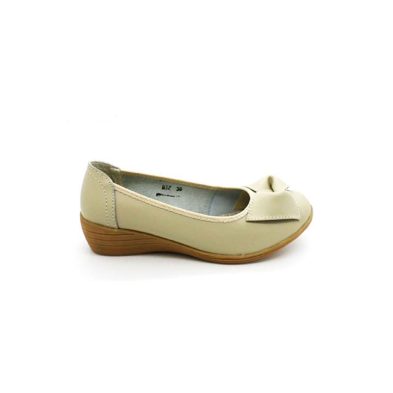 Anca 617 Flat Shoes Apricot
