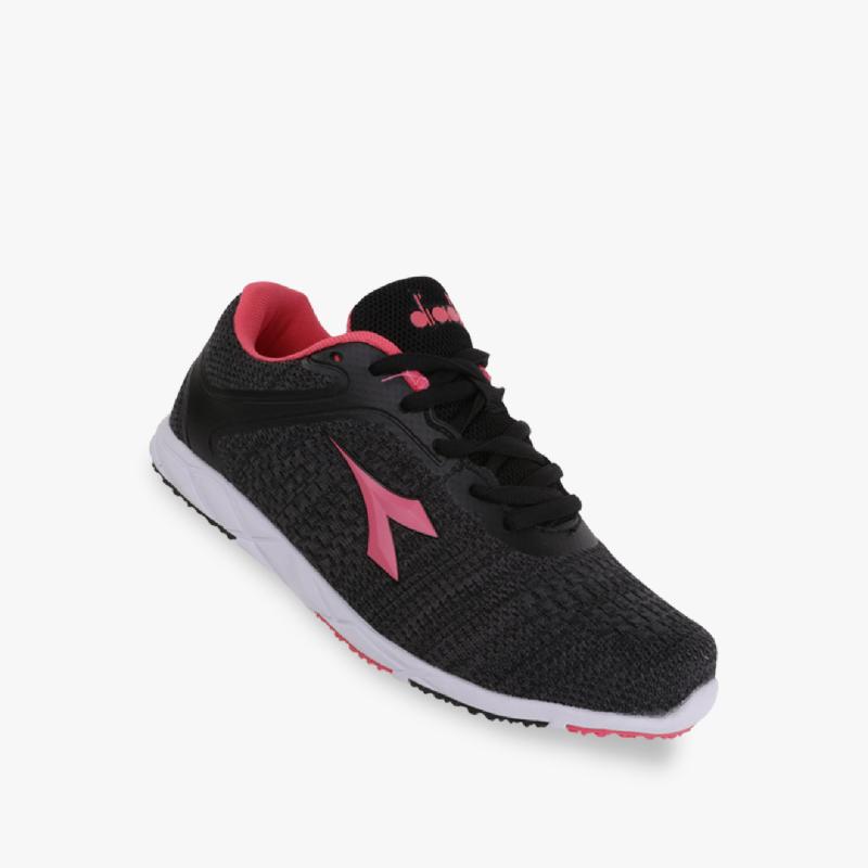 Diadora Liberta Women Walking Shoes Black