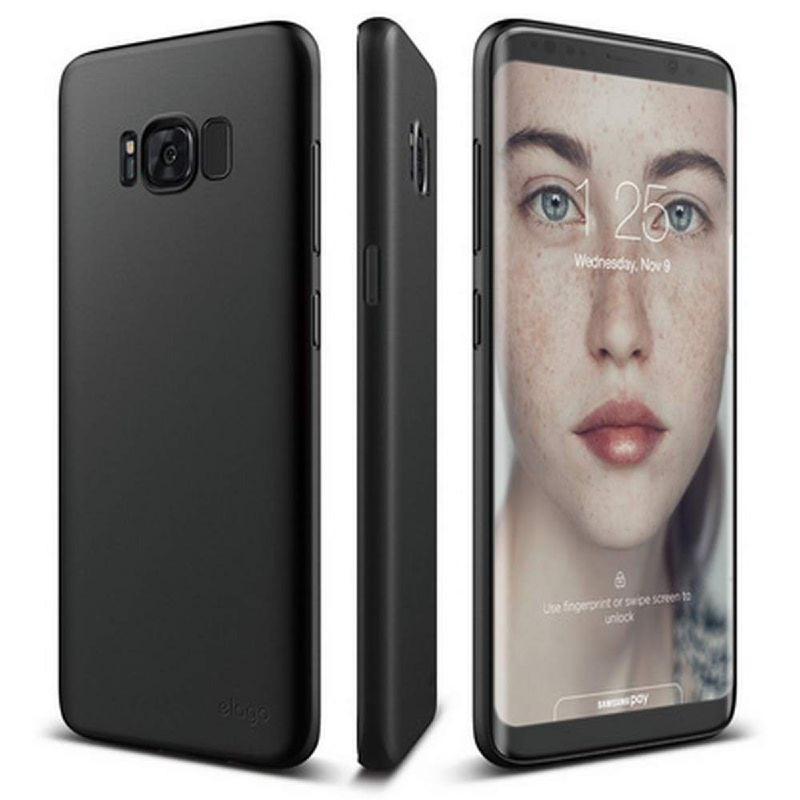 Elago Galaxy S8 Plus Origin Case - Black