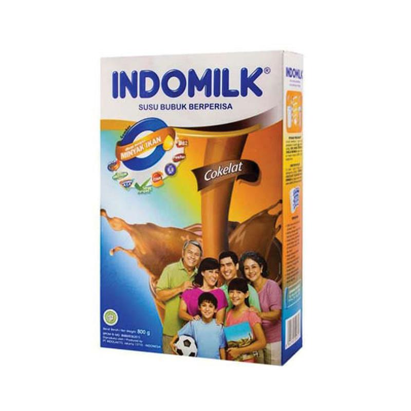 Indomilk Susu Bubuk Choco  800 Gr